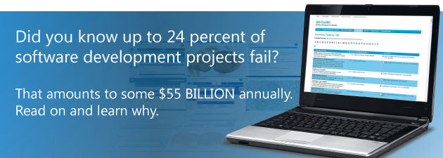 Did you know? Failed Projects